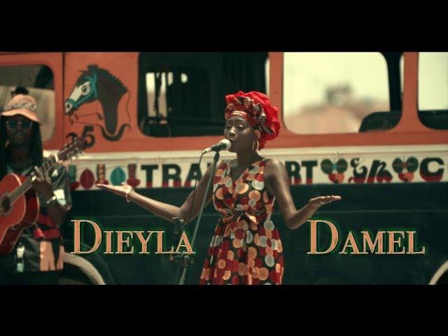 """Dieyla Cover """"Linguére"""" de Cherifou et Job sa brain"""