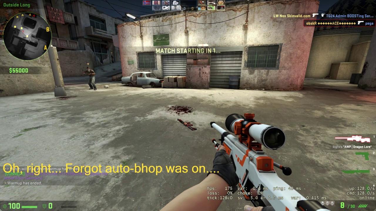 Bhop server settings csgoprizes