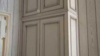 видео Шкаф-купе в стиле прованс