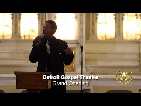 Detroit Gospel Theatre Sneak Peek 1