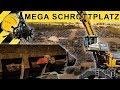 Doku: Der Mega Schrottplatz in Kanada! | AIM Iron & Metal