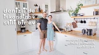 Daire Turu: Denizli'de İskandinav Stili Bir Ev