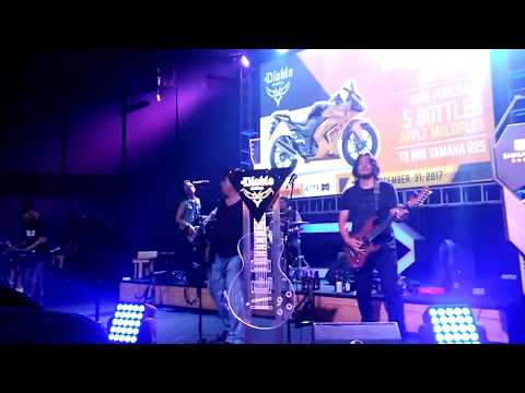 GILA!!! Ecky Lamoh - The Beast (liquid bar and kitchent) 06/10/2017 YOGYAKARTA