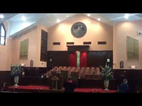 Martin Luther King Juniors  church , Ebenezer Baptist church