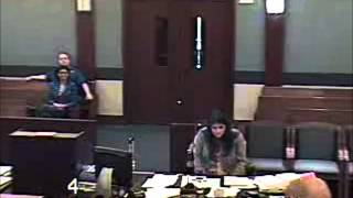 Man Charged with Obstruction at DUI Checkpoint Goes Before Incompetent Judge Part 3