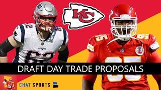 Chiefs Trade Rumors: 3 Trades Kansas City Could Make During The 2020 NFL Draft Ft. Chris Jones Trade