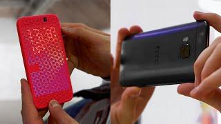 Обзор HTC One M9(Новый флагман тайваньского производителя, представленный на MWC 2015 был ожидаем публикой не меньше, чем Galaxy..., 2015-03-09T02:51:07.000Z)
