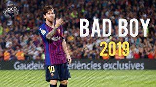 Lionel Messi - Bad Boy | Skills & Goals | 2018/2019 ● HD