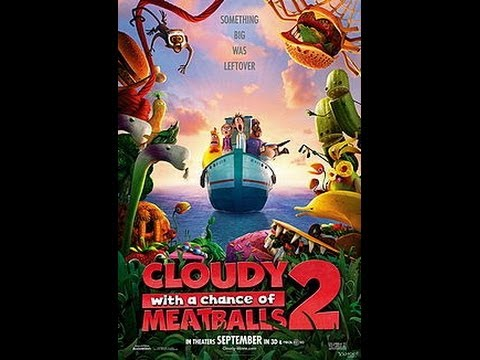 05:07: Cloudy with a Chance of Meatballs 2 (2013)