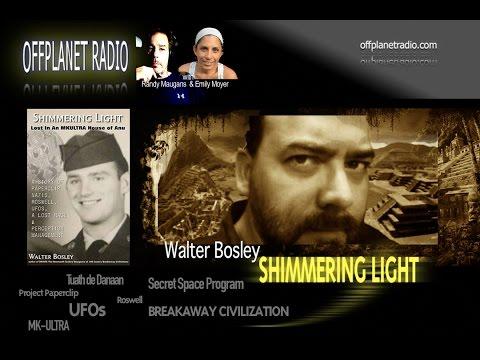 Walter Bosley: Shimmering Light-Standing In the Shadows of Strange