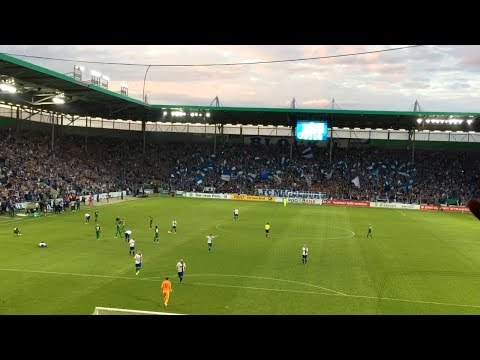 1. FC Magdeburg - FC Augsburg DFB Pokal 2017/2018 | Die Schlussphase inklusive 2:0