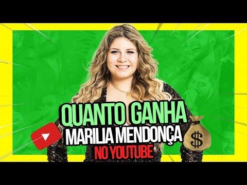 QUANTO GANHA Marilia Mendonça e TV Meu Sertanejo no  2019