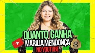 Baixar QUANTO GANHA Marilia Mendonça e TV Meu Sertanejo no YOUTUBE (2019)