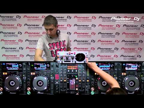 DJ Exception (Nsk) @ Pioneer DJ Novosibirsk