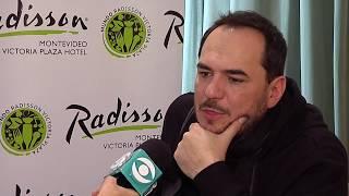 Ismael Serrano en Uruguay:
