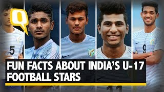 Favourite club & singer: fun facts about india's u-17 football stars - the quint