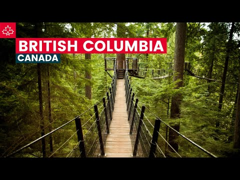 Road to 150: Best Things To Do In British Columbia