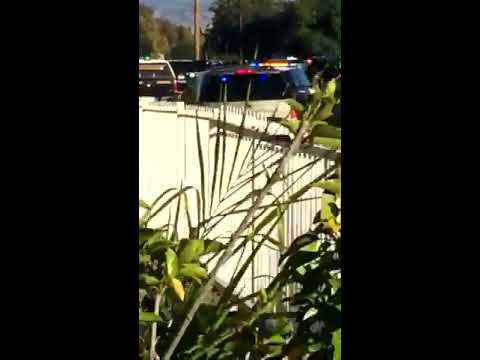 Mass shooting at Inland Regional Center in San Bernardino, CA