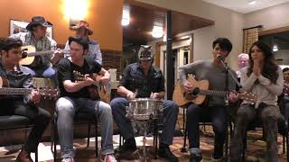 Jeff Lewis and Friends, Clip 18HTh2 - video by Susan Quinn Sand