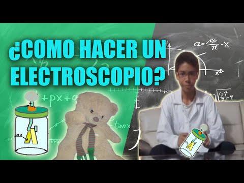 Como hacer un electroscopio youtube - Como construir un zapatero ...