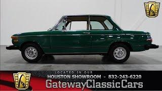 1976 BMW 2002 #206 - Gateway Classic Cars of Houston