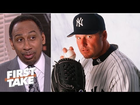 'Roger Clemens should be banned from the HOF for sheer stupidity' – Stephen A. | First Take
