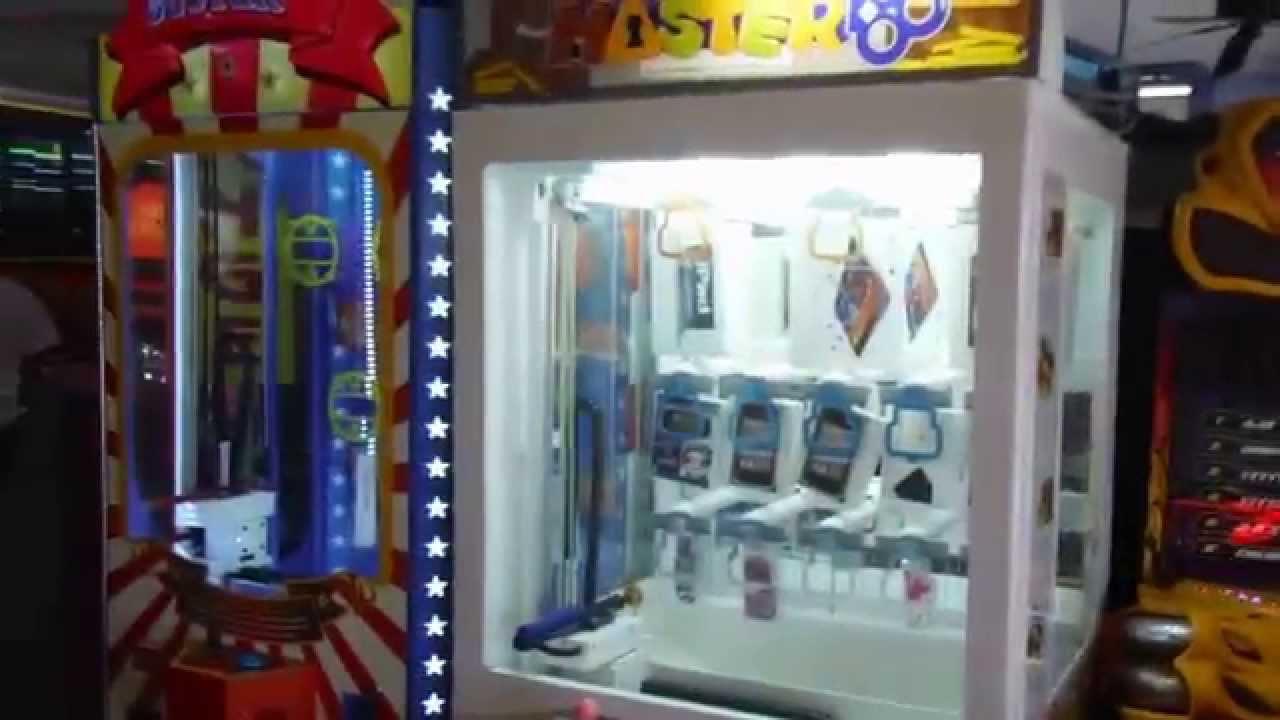Daytona Beach Fl Boardwalk Arcade With Pinball