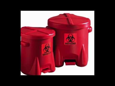 Affordable Biohazard Waste Containers For Proper Waste Disposal