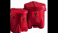 Affordable Biohazard Waste Containers for Proper Waste Disposal - MedicalWaste-Fl