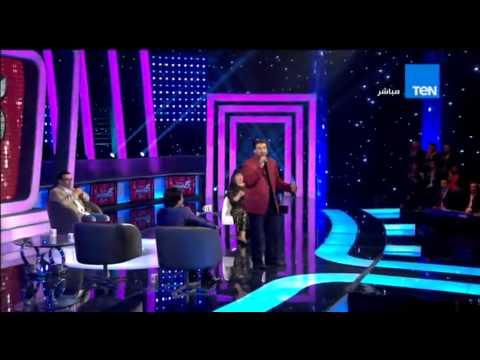5 موووواه - النجم حسام حسنى  يشعل الاستوديو وفيفيى عبده - أغنية لولاش