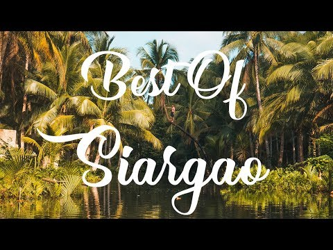 Top 10 Best of SIARGAO: Philippines Travel Guide