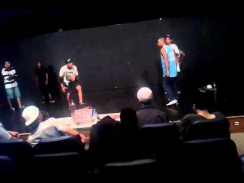 Soul Flava vs Fusion Extreme - Dança é Arte 2014