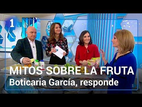 Mitos sobre la fruta | Boticaria García en Saber Vivir