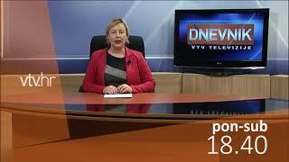VTV Dnevnik najava 6. prosinca 2017.