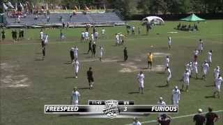 WUCC 2014 | Furious George (CAN) vs Freespeed (SUI) - Open (Power Pools)