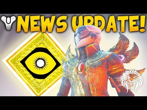 DESTINY 2 NEWS! Trials Mode Tease, Split Screen Rumor, Visual Armor Perks & Early Testing Build