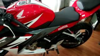 Honda CBR 150 R New 2017 ,Red colour