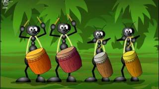African Ants - Congratulations eCard thumbnail