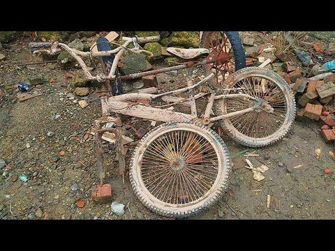 Restoration mountain bike