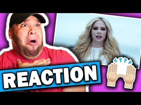 Avril Lavigne - Head Above Water (Official Video) REACTION