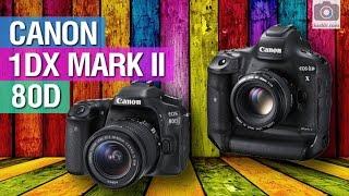 Canon EOS 1D X Mark II и 80D - Презентация, первые впечатления, мотоциклы и пиротехника(В Киеве состоялась презентация двух зеркальных фотокамер - топовой репортажной Canon EOS 1D X Mark II и продвинутой..., 2016-05-19T14:28:12.000Z)