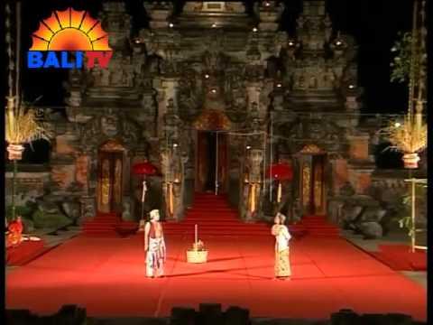 Drama Gong Bali Lucu Cedil Dadi Calon Gubernur 1