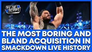 LOL! ROMAN HARDLY SHAKES THINGS UP | WWE Smackdown Live April, 16 2019 Full Show Review & Results
