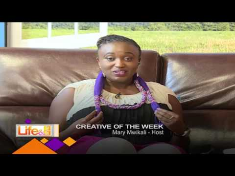 Life and Style: Visual Arts with Brian Otieno and Cleopatra,  - 21/3/2017
