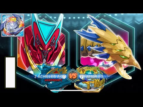BEYBLADE BURST - Gameplay Walkthrough Part 1 - Challenge Fafnir F3 Battle (iOS, Android)