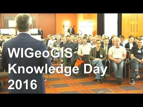 Geomarketing case studies knowledge day 2016