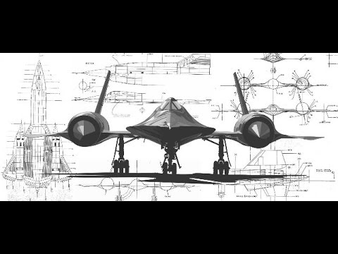 Lockheed Martin SR-71 Blackbird - World's Fastest Stealth Jet Full Documentary