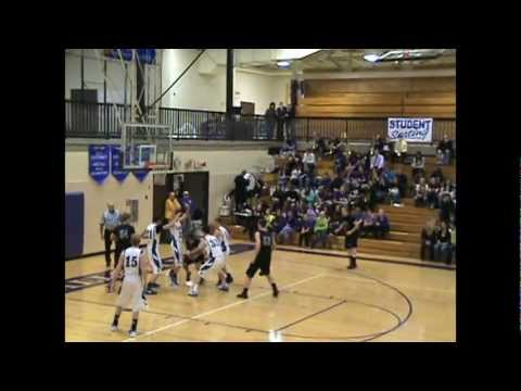 Basketball: Sartell at Little Falls (Dec. 20, 2011)