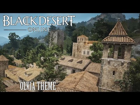 Black Desert Online OST Olvia Theme