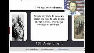 Episode 56 - The Civil War Amendments